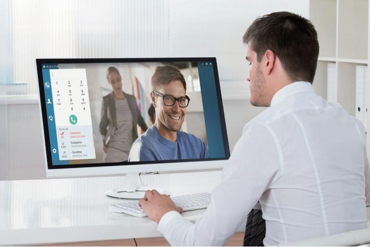 Test App Software für Videokonferenz aktueller Vergleich