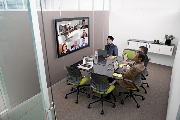 Vidyo Konferenzraum Systeme verbinden Teams und Kunden