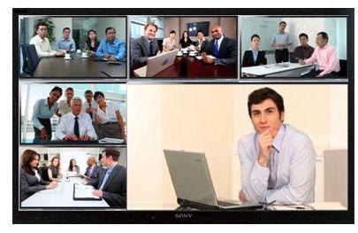 Sony Full HD Videokonferenzsysteme XG 77 XG 100