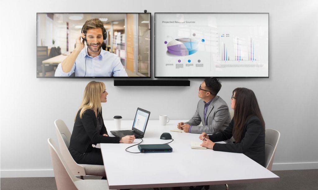 Videokonferenzsysteme und Software Hersteller