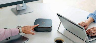 hp elite slice meeting raum videokonferenzsysteme. Black Bedroom Furniture Sets. Home Design Ideas