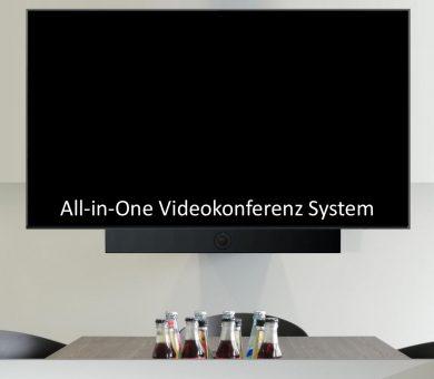 Videokonferenz Compact Bar Kamera