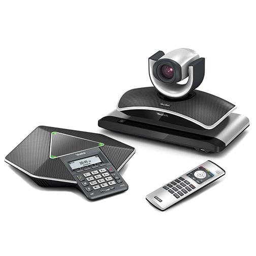 Innovatives Multipunkt 4-Wege Full-HD Videokonferenz System VC400