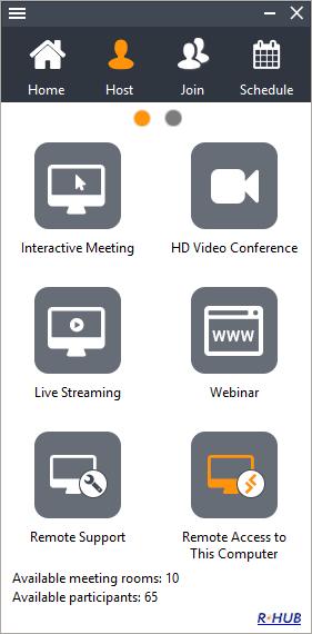 Konferenzraum Professional Bundle HD Videokonferenz System