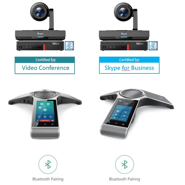 Skype for Business Kamera