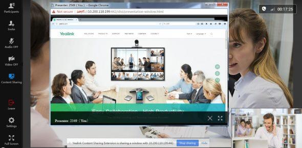 Yealink Meeting Server on Premise